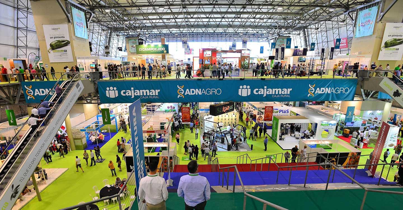 La IV feria internacional de agricultura intensiva, Infoagro Exhibition, se pospone debido a las restricciones sanitarias derivadas de la pandemia de COVID-19