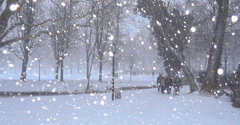 Suspendida la actividad lectiva en toda la región hasta el próximo lunes ante la previsión de fuertes nevadas