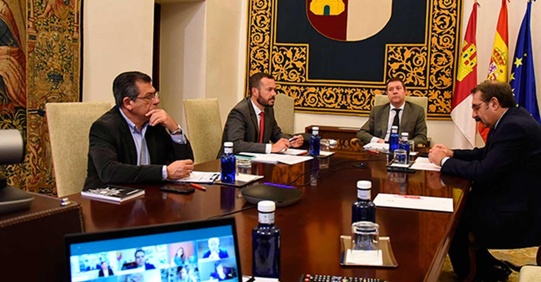 El Ejecutivo autonómico destaca la fortaleza y capacidad de las redes de comunicación de la región durante el Estado de Alarma y reconoce la colaboración del sector durante el COVID19