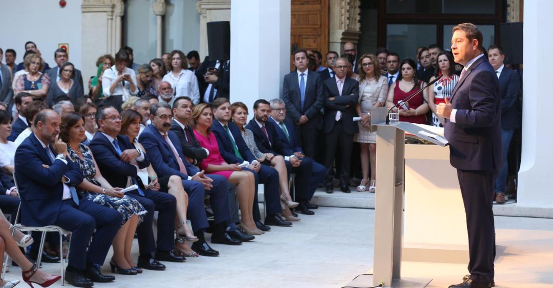 El Consejo de Gobierno de Castilla-La Mancha inicia la X Legislatura asumiendo los nuevos retos de futuro de la Comunidad Autónoma