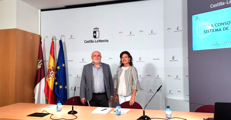 El Gobierno de Castilla-La Mancha consolida la tendencia positiva de su Sistema de Dependencia, que llega en julio a los casi 61.000 beneficiarios