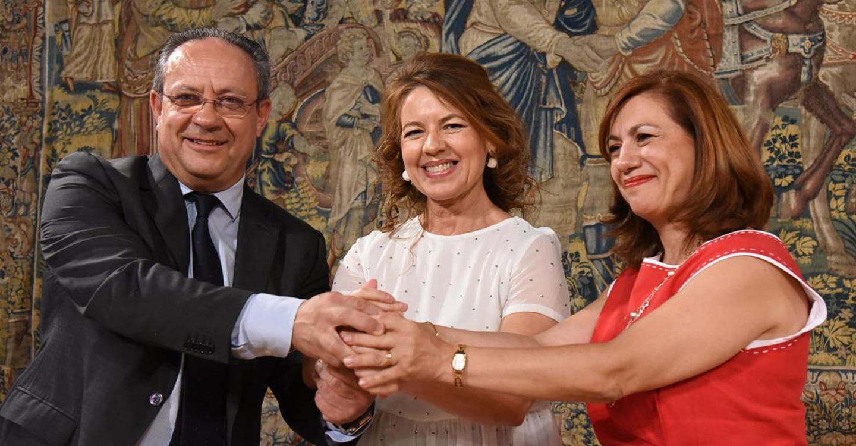 El Gobierno de Castilla-La Mancha firma un acuerdo con el CERMI para la mejora de la atención a las personas con discapacidad en la región