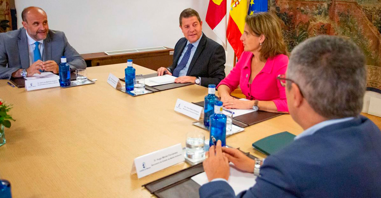 El Gobierno de Castilla-La Mancha ultima un plan de energía limpia y alternativa para la región, y en especial para la zona de Villar de Cañas