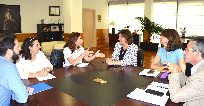 El Gobierno de Castilla-La Mancha y 'Down Toledo' abordan las principales claves de empleabilidad del colectivo