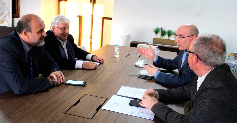 El Gobierno regional sigue recabando apoyos para alcanzar el Pacto contra la Despoblación de Castilla-La Mancha