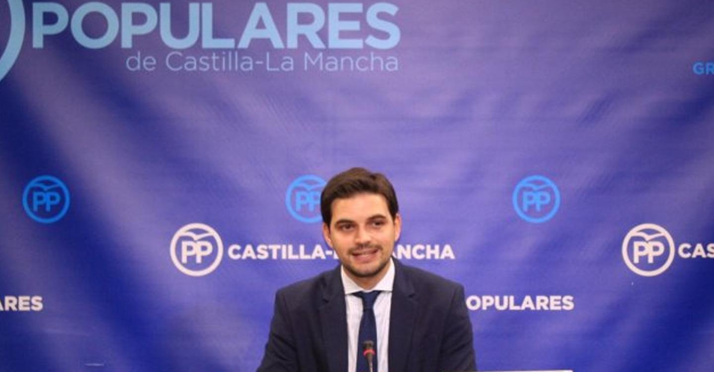 """El PP-CLM asegura que Ciudadanos """"aún está a tiempo"""" de unirse a la fórmula """"España Suma"""" para desalojar a Sánchez de la Moncloa"""