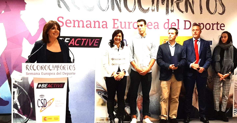 El premio CDS-Beactive a Castilla-La Mancha demuestra la gran labor de promoción deportiva que se realiza en nuestra región