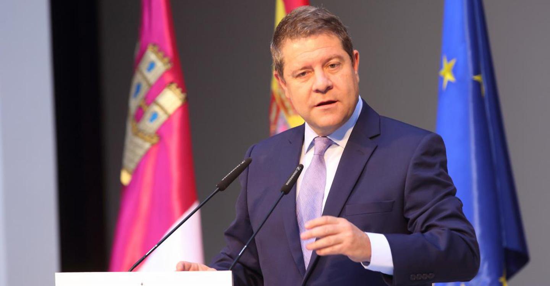 """El presidente de Castilla-La Mancha pide a los miembros de su gobierno """"jerarquía"""" con la gente importante y """"cercanía"""" con los ciudadanos"""