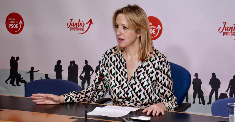 """El PSOE de CLM destaca el aumento en gasto social en el presupuesto de 2020,  al tiempo que lamenta la pugna de PP y Cs """"por ocupar espacios"""""""