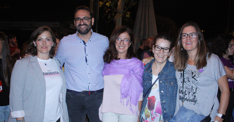 El PSOE de Castilla-La Mancha expresa su compromiso con la igualdad y contra la violencia machista