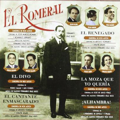 Zarzuela Castilla La Mancha El romeral