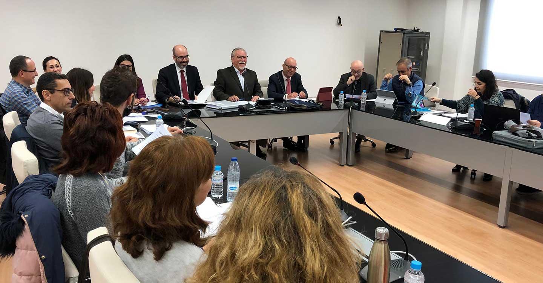 Aprobada en la Mesa General de Negociación de los Empleados Públicos la Oferta de Empleo Público para 2019, que asciende a 2.573 plazas