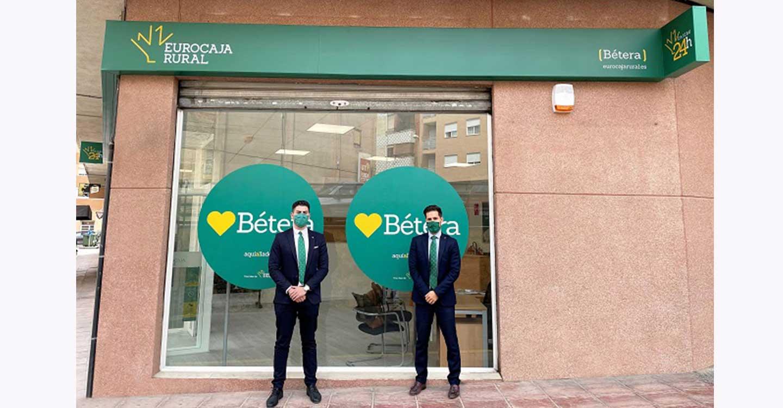 Eurocaja Rural combate la exclusión financiera abriendo nueva oficina en Bétera