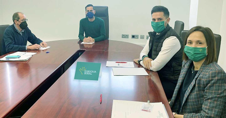 Eurocaja Rural suscrite una operación financiera con el Ayuntamiento de Mislata