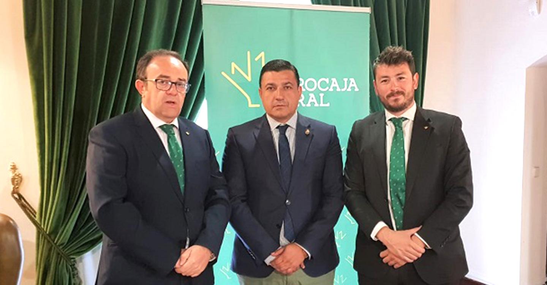 Eurocaja Rural suscribe una operación de financiación con la Diputación de Ávila