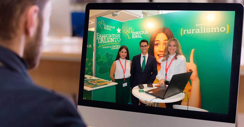 Eurocaja Rural también reconoce el talento de los estudiantes de la Universidad de Alicante