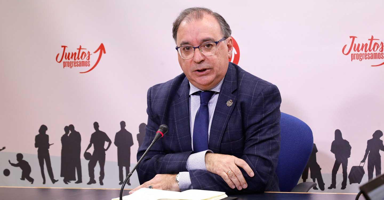 Mora: Es muy difícil para la sociedad de CLM entender la actitud del PP de Núñez de no sumarse al acuerdo