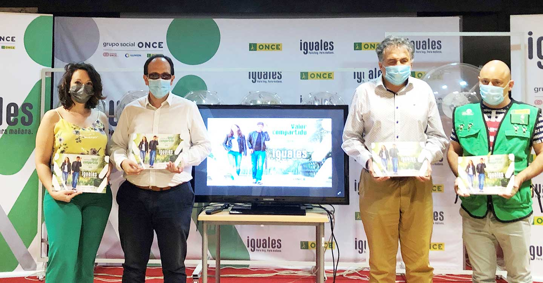 El Grupo Social ONCE garantiza la inversión social y el empleo en Castilla-La Mancha gracias a un 2019 muy positivo, que permite ahora afrontar los efectos de la pandemia