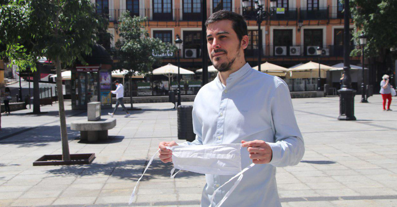 "García Gascón anuncia un revocatorio en 18 meses para ""garantizar el poder de la militancia"""