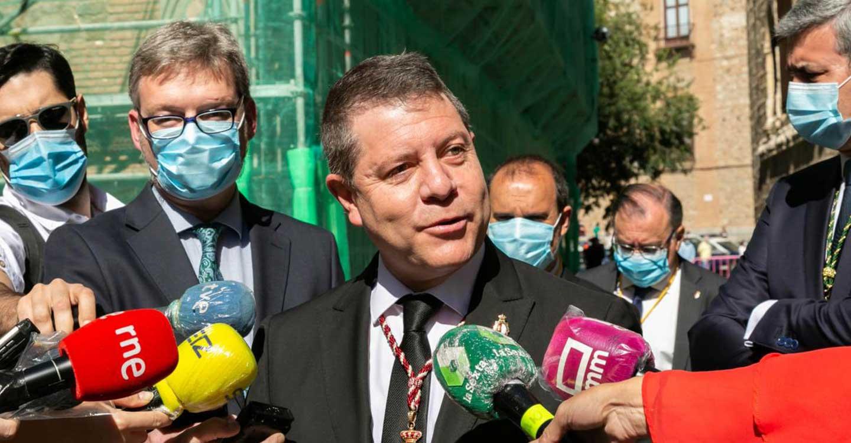 """García-Page anuncia la gratuidad de los museos dependientes de la Junta de Castilla-La Mancha """"mientras se mantenga la pandemia"""""""