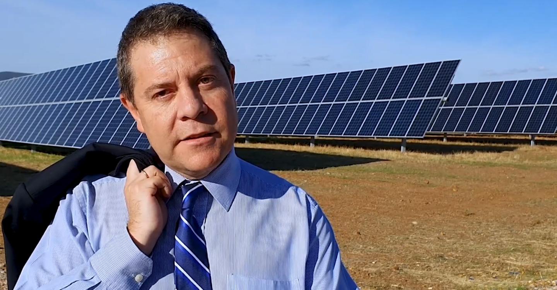 """García-Page: """"Todos podemos ayudar y poner de nuestra parte para luchar contra el cambio climático"""""""