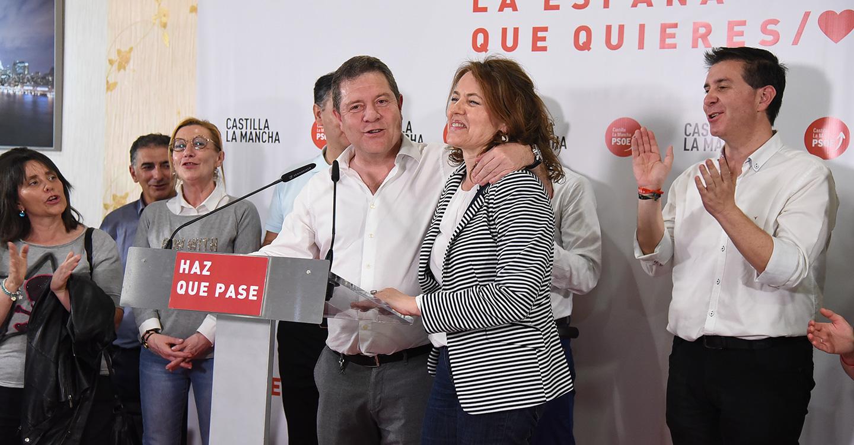 """García-Page: """"Estoy dispuesto a mantener un debate político con Cospedal o con quien sea"""""""