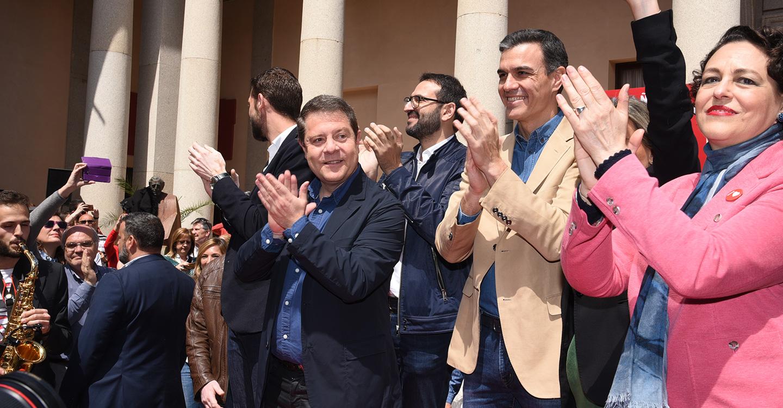 García-Page pide un gran pacto nacional y político sobre las pensiones con Toledo como escenario