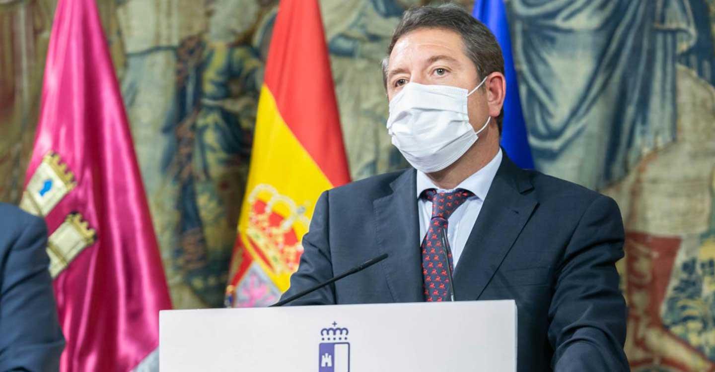 """García-Page respalda el """"determinante"""" trabajo de coordinación del Estado en la actuación de las autonomías en el ámbito educativo"""