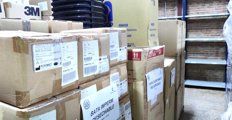 La Gerencia de Urgencias y Emergencias del SESCAM ha asumido hasta el momento el suministro de equipos de protección a los técnicos de transporte sanitario
