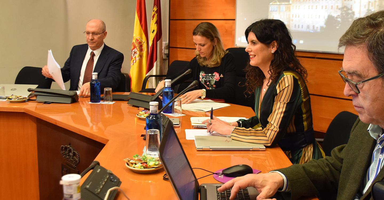 El Gobierno de Castilla-La Mancha avanza en la creación de la estrategia para frenar la pérdida demográfica en zonas rurales