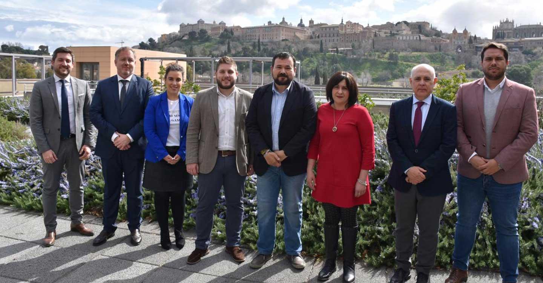 El Gobierno de Castilla-La Mancha avanza en los compromisos en materia de vivienda y transportes marcados en el Consejo Itinerante celebrado en La Roda