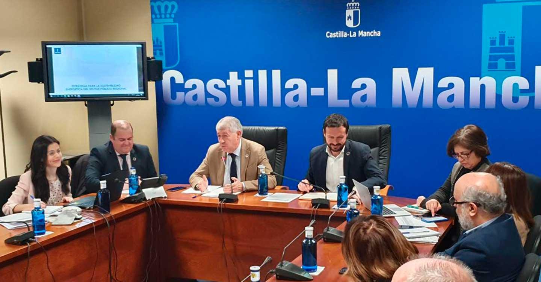 El Gobierno de Castilla-La Mancha constituye la Comisión que impulsará su transición energética en el sector público