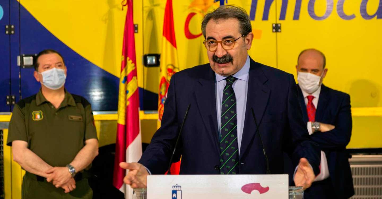 El Gobierno de Castilla-La Mancha, optimista ante el paso a Fase 2 de las provincias de Cuenca y Guadalajara