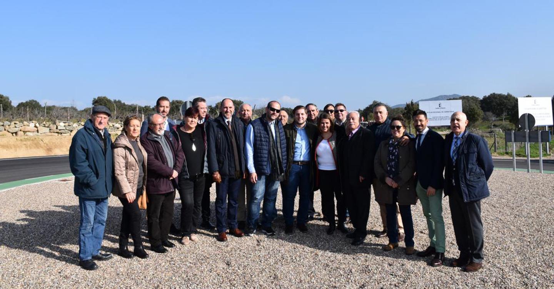 El Gobierno regional da un nuevo paso en la ejecución del Plan Extraordinario de Actuaciones de la Sierra de San Vicente