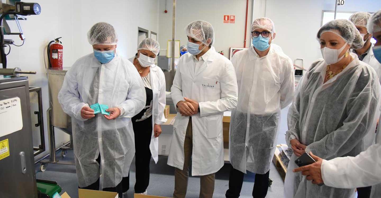 El Gobierno de Castilla-La Mancha valora la alta participación de la industria regional en las ayudas estatales para la inversión en la lucha contra el COVID-19