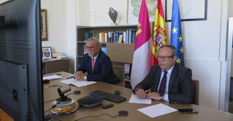 El Gobierno de Castilla-La Mancha, favorable a una regulación a nivel nacional del teletrabajo en la administración pública que repercuta en beneficio de la ciudadanía