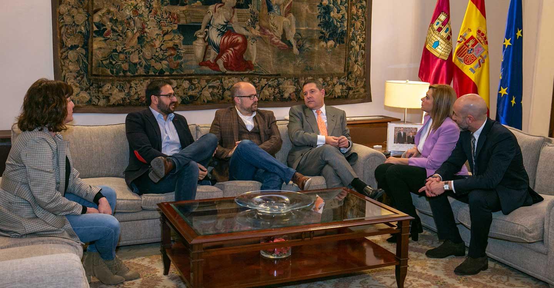 El Gobierno de Castilla-La Mancha, PSOE y CS acuerdan medidas por más de 1.000 millones de euros dentro del pacto por la reconstrucción de Castilla-La Mancha después del COVID