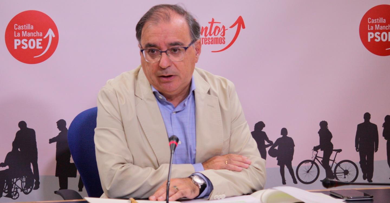 """""""Hoy es un día importante para CLM porque, por primera vez, los ribereños están presentes en la Comisión de Explotación del Trasvase"""""""