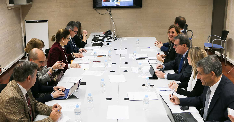 El Gobierno regional reitera su compromiso con el desarrollo de la I+D+Ien las empresas privadas de Castilla-La Mancha