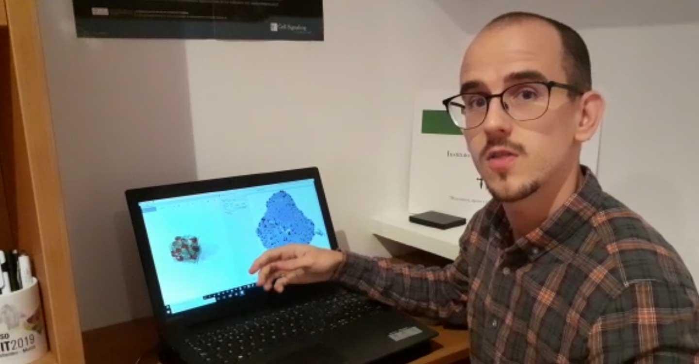 Investigador valenciano recrea tumores infantiles en 3D para encontrar nuevas dianas terapéuticas