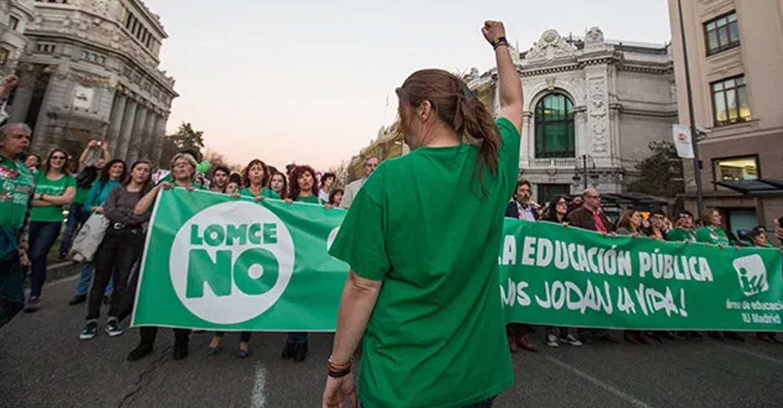 """Izquierda Unida muestra su """"especial satisfacción"""" por las enmiendas que Unidas Podemos ha registrado en solitario para mejorar la LOMLOE"""