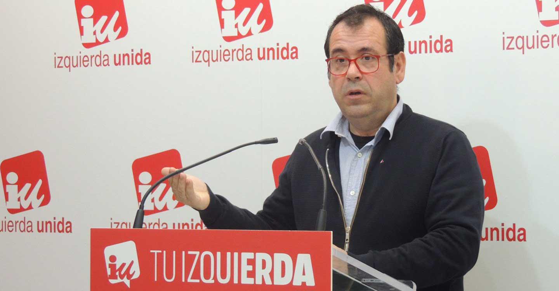 """IU ve """"esperanzadores"""" los datos de empleo y pide a la Junta C-LM """"no bombardear"""" el trabajo de los ministros de UP"""