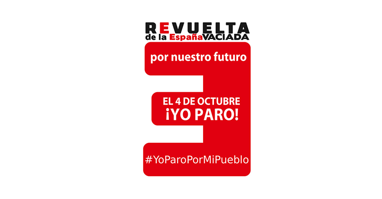 Izquierda Unida llama a secundar las movilizaciones contra el abandono de la España Vaciada