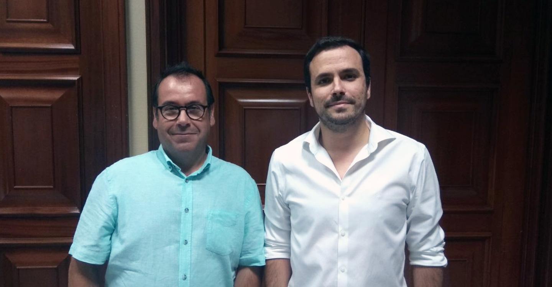 Izquierda Unida pregunta al Gobierno si tiene previsto poner en marcha medidas para recuperar la comarca de Almadén