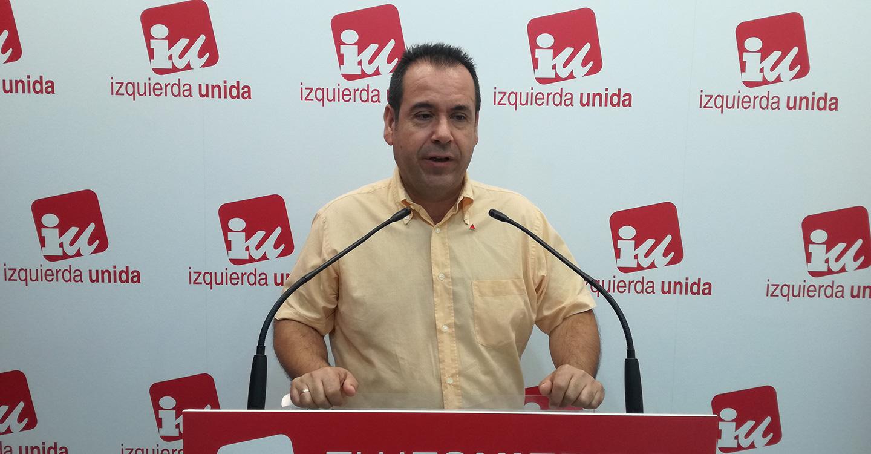 Izquierda Unida propone primarias abiertas en Castilla-La Mancha para las elecciones generales