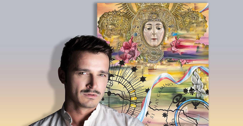 El artista ciudadrealeño Jesús Calzada se cuela en la primera línea de cartelistas andaluces.