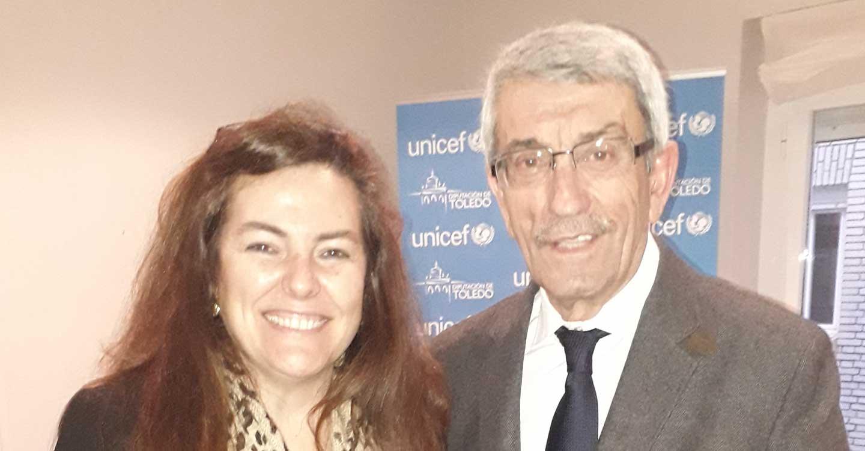 Joaquín Sánchez Garrido, nuevo presidente de UNICEF Comité Castilla-La Mancha