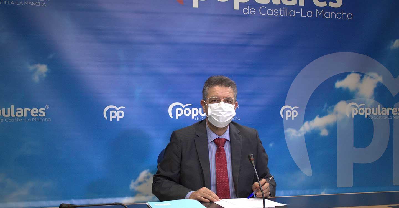 Moreno denuncia que Castilla-La Mancha es la segunda región de toda España que menos PCR realiza en relación al número de contagios y la quinta `a la cola´ según su población