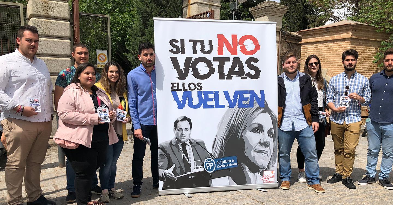 Juventudes Socialistas de Castilla-La Mancha pide la movilización de los jóvenes de la región para impedir que aquí ocurra lo mismo que en Andalucía