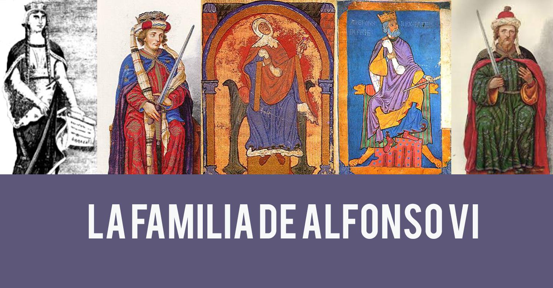 La Familia de Alfonso VI